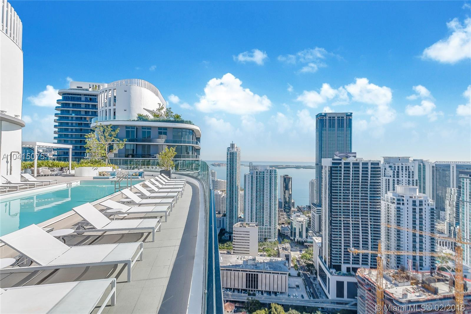 55 Sw 9th St #PH4608, Miami FL, 33130