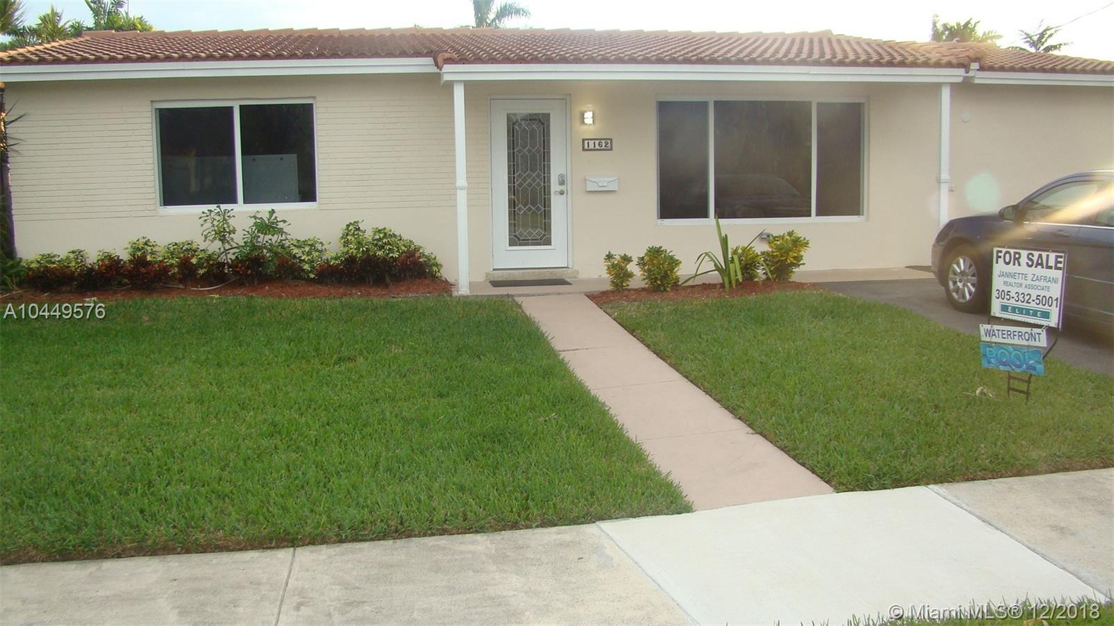 1162 Hayes St, Hollywood FL, 33019