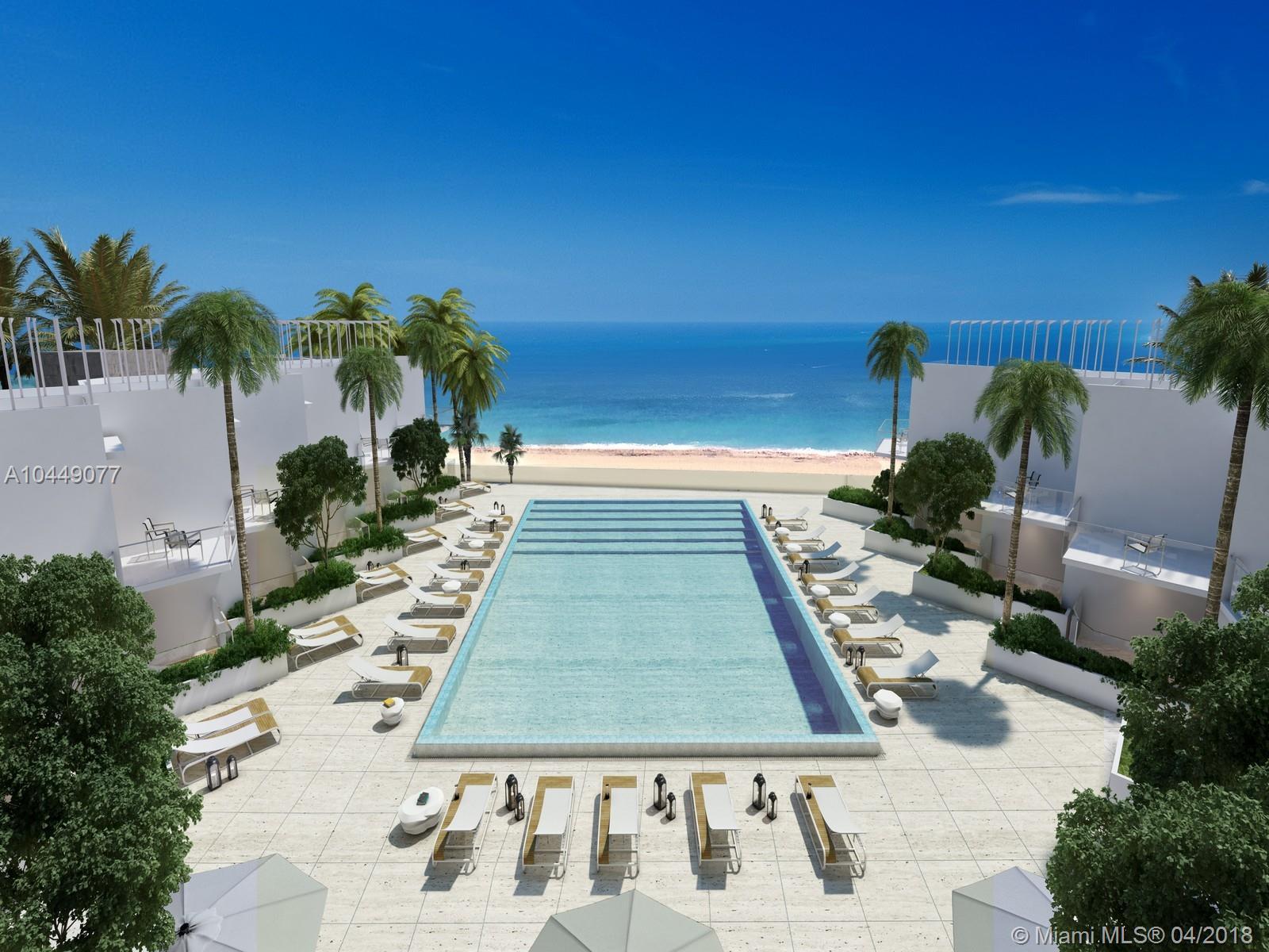 18501 Collins Ave #PH01, Sunny Isles Beach FL, 33160