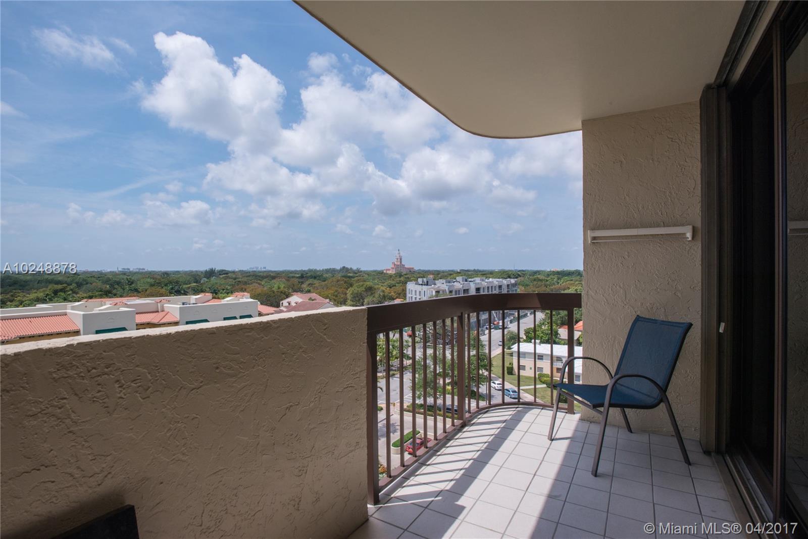 600 Biltmore Way #918, Coral Gables FL, 33134