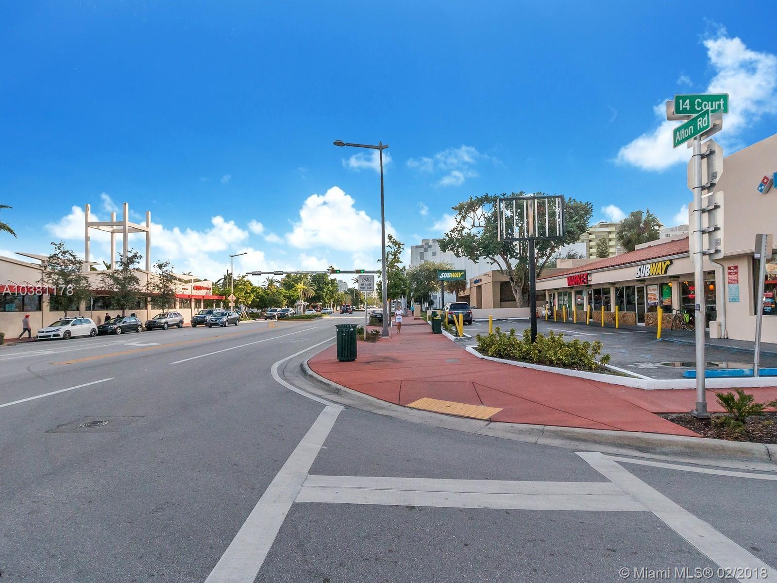 1435 West Ave #2, Miami Beach FL, 33139