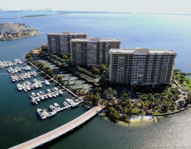 2 Grove Isle Dr #B1105, Miami FL, 33133
