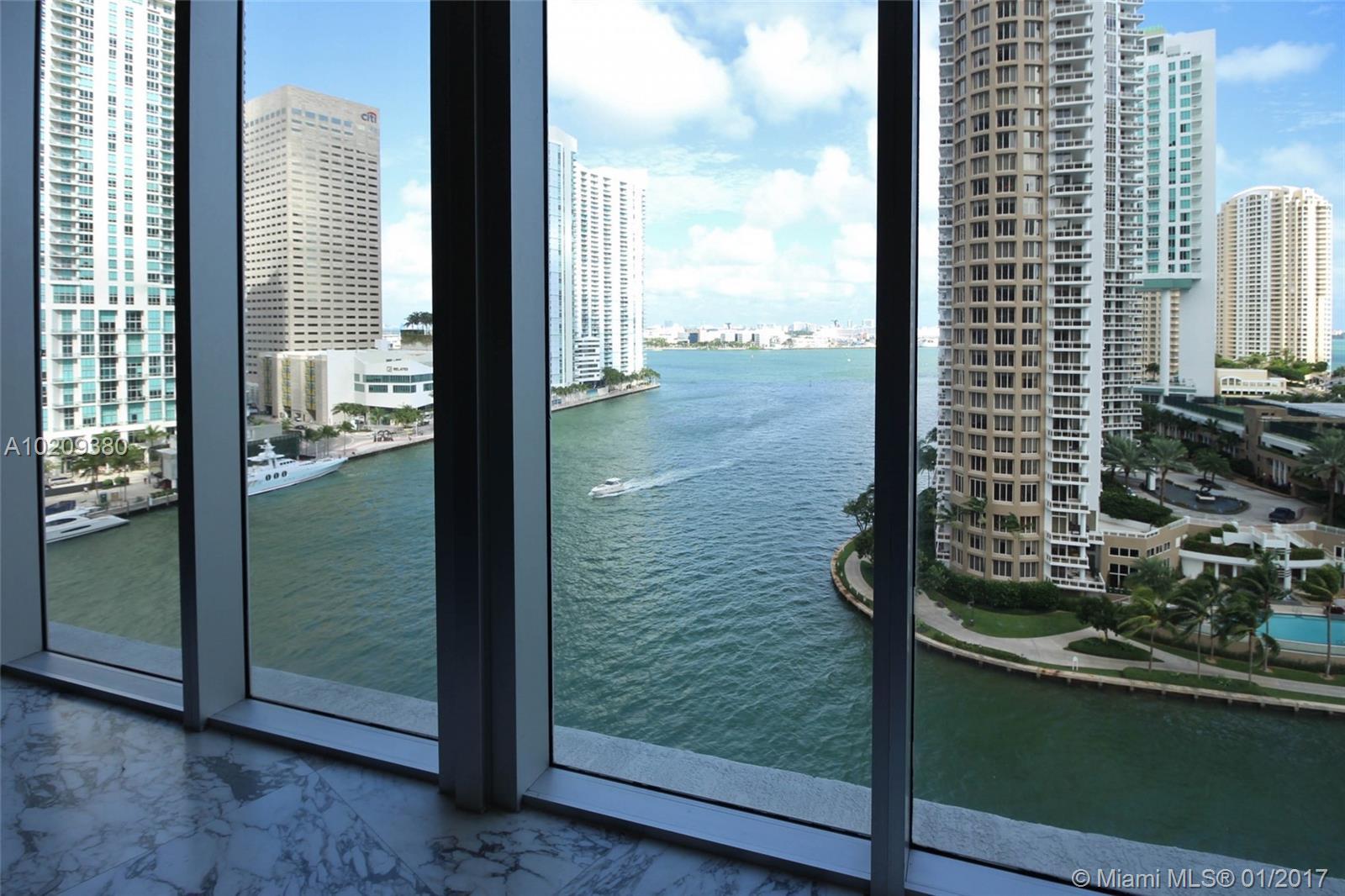 495 Brickell Ave #1411, Miami FL, 33131