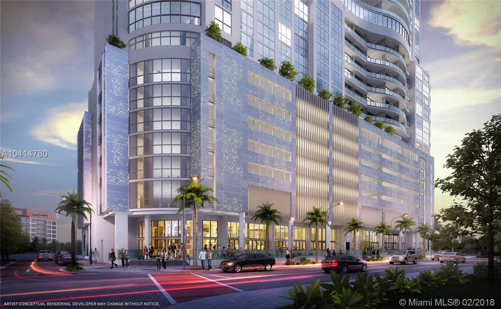 100 E Las Olas Boulevard #2804, Fort Lauderdale FL, 33301