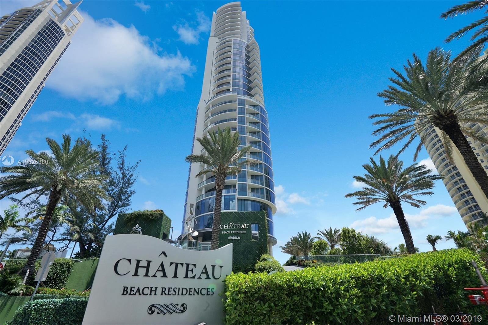 Chateau beach