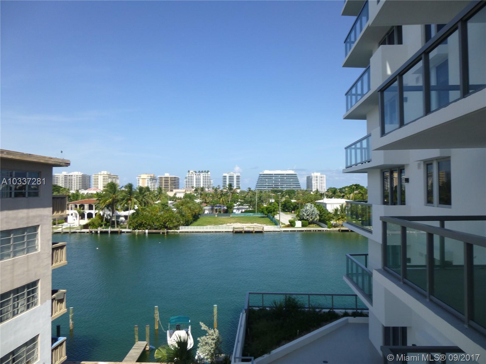 9261 E Bay Harbor Dr #506, Bay Harbor Islands FL, 33154