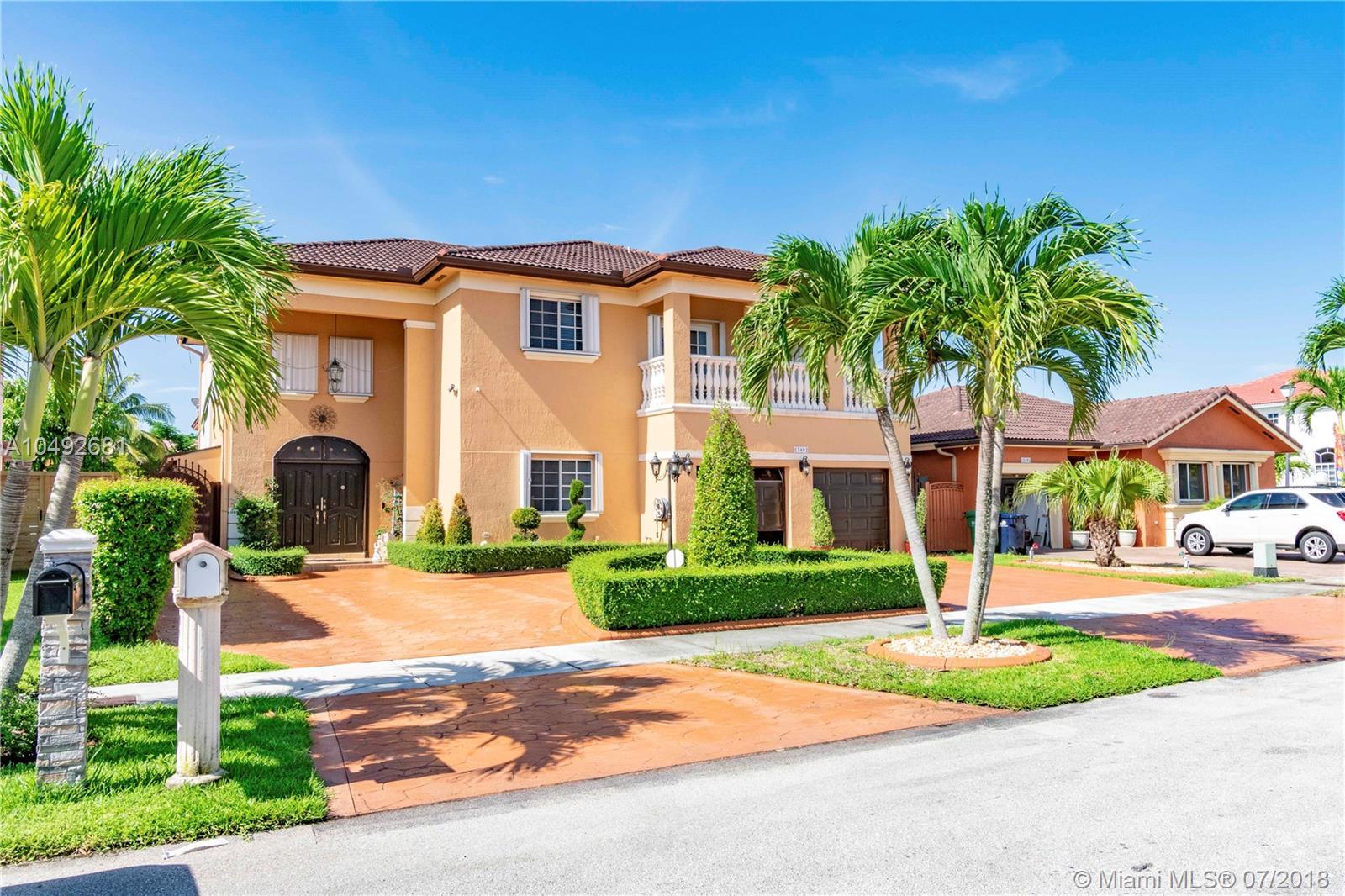 15482 Sw 11th, Miami FL, 33194