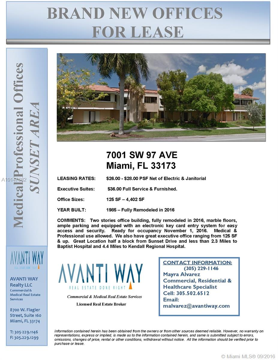 7001 SW 97th Ave, Miami, FL 33173