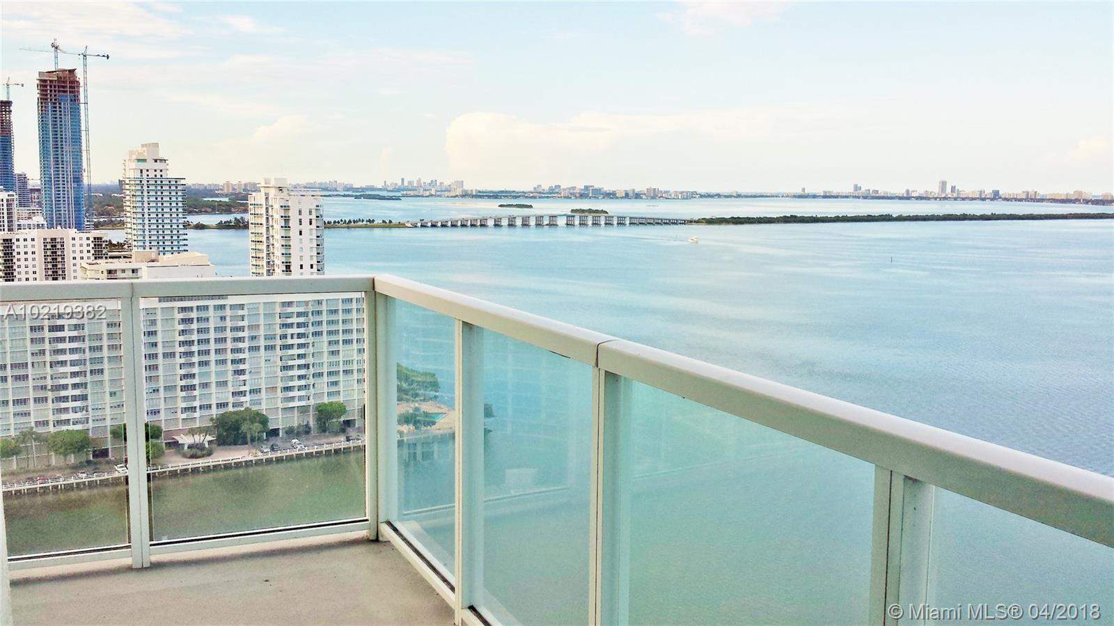 1900 N Bayshore Dr #2402, Miami FL, 33132