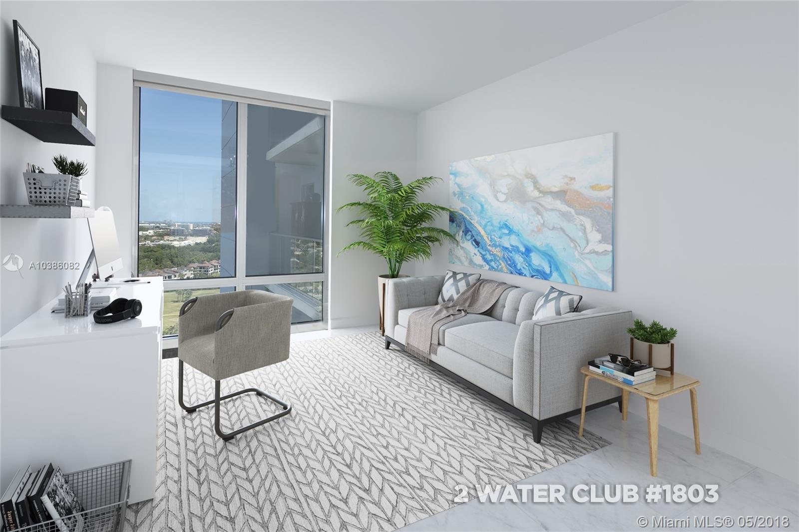 2 Water Club Way #1803, North Palm Beach FL, 33408