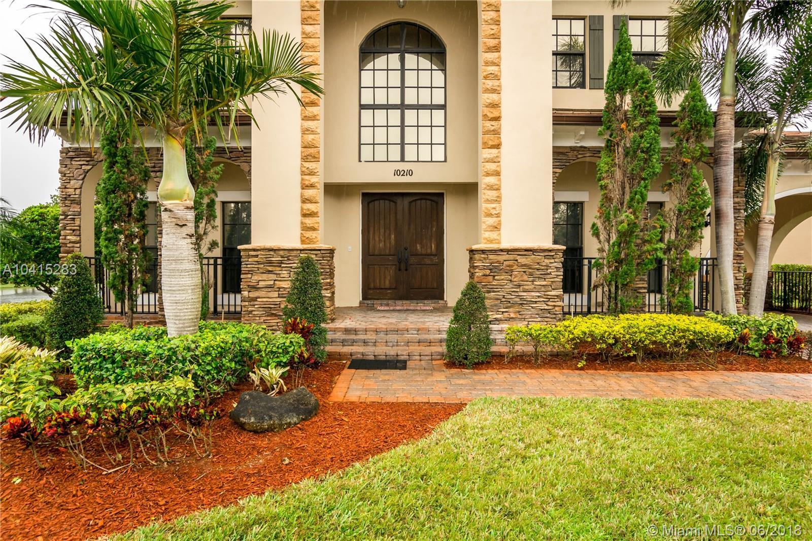 10210 Majestic Trl, Parkland FL, 33076