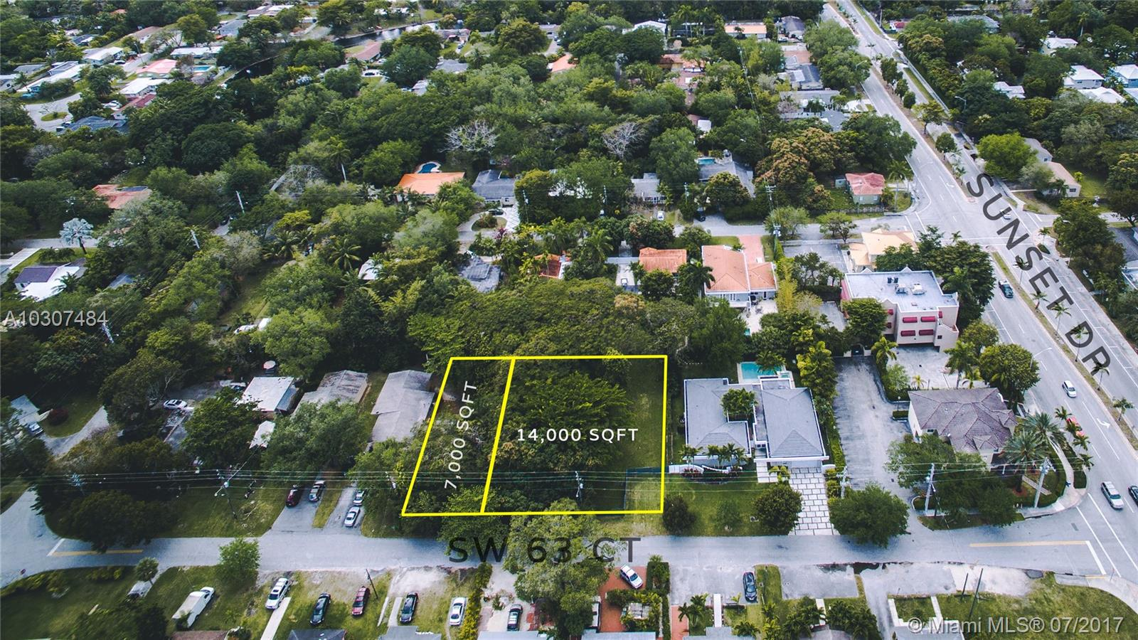 7240 Sw 63rd Ct, South Miami FL, 33143