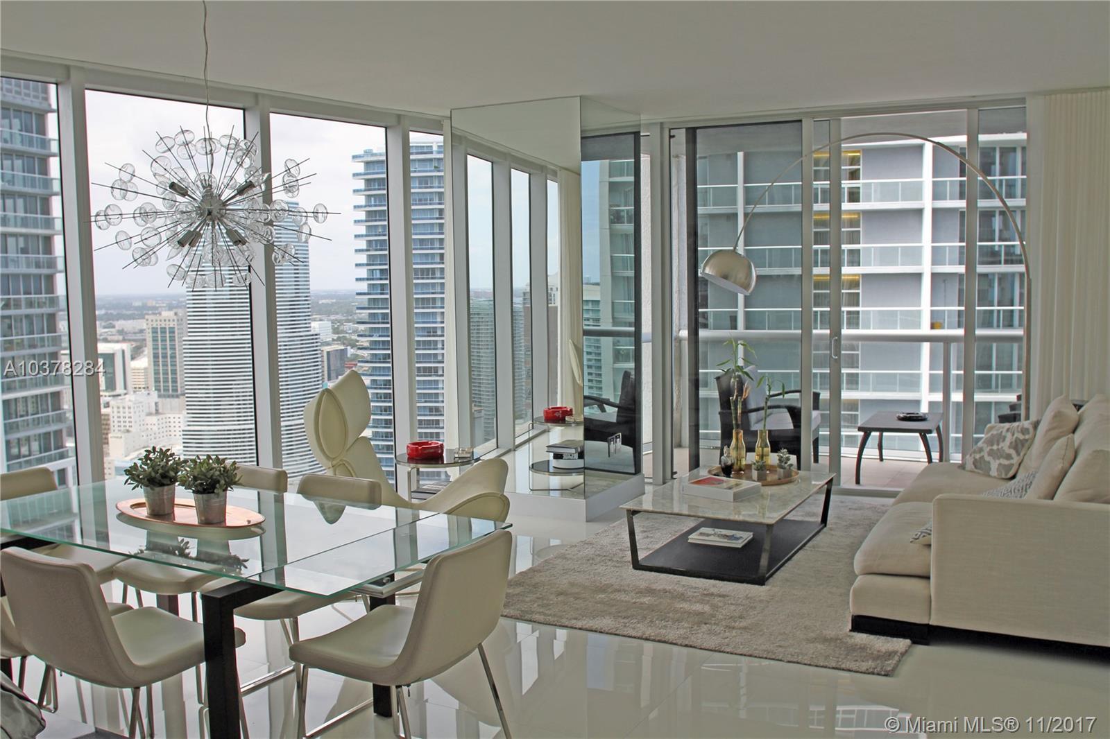 495 Brickell Ave #4510, Miami FL, 33131