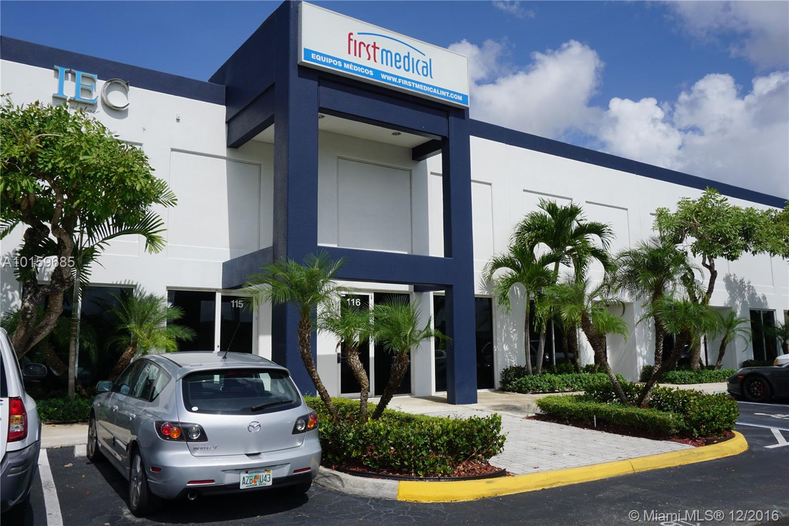 7640 NW 25 street # 115, FL 33122