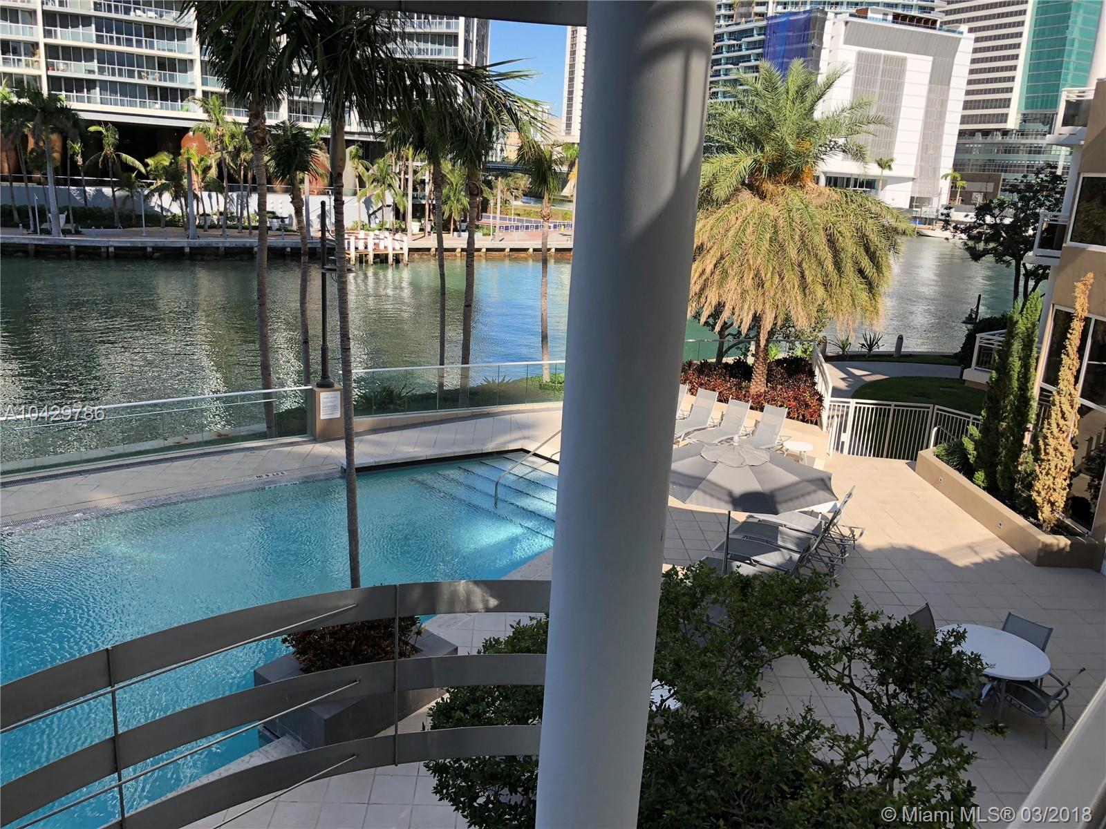 901 Brickell Key Blvd #708, Miami FL, 33131