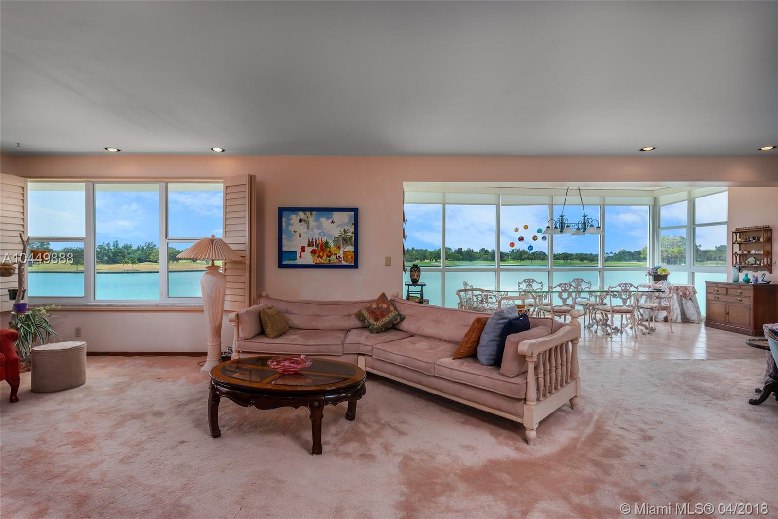 9300 W Bay Harbor Dr #3A, Bay Harbor Islands FL, 33154
