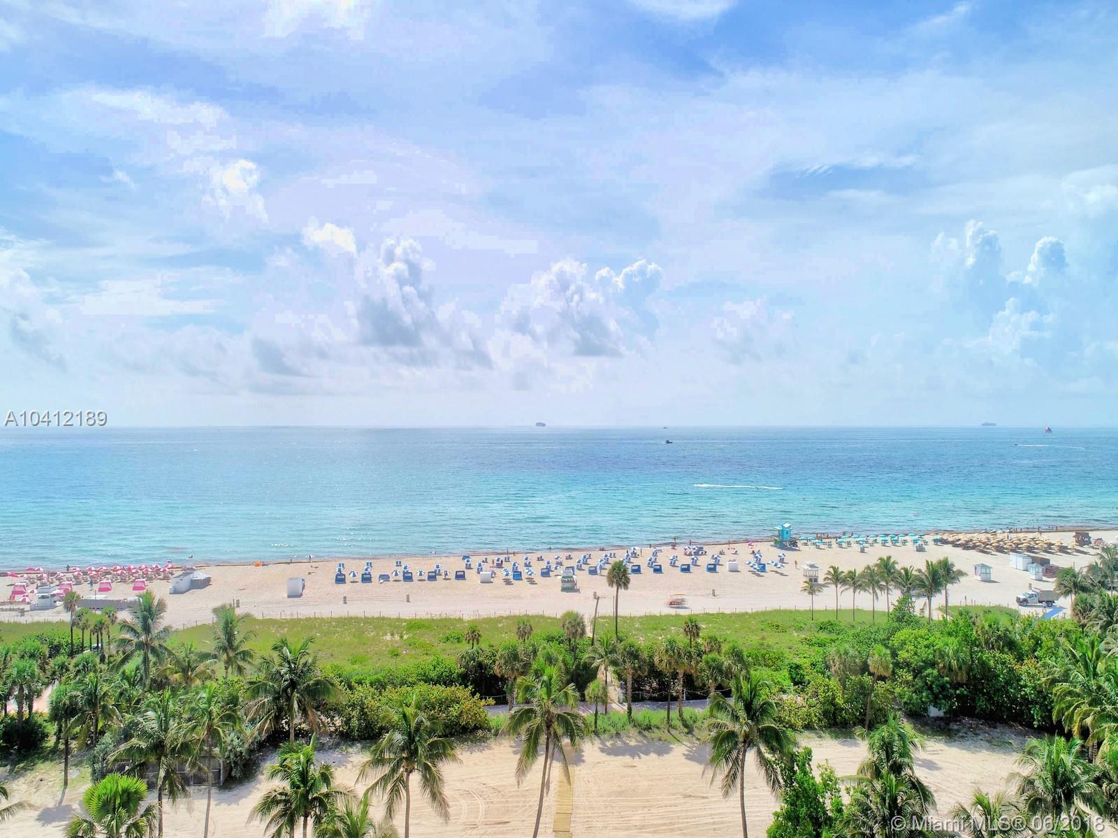 2201 Collins Ave #1201, Miami Beach FL, 33139