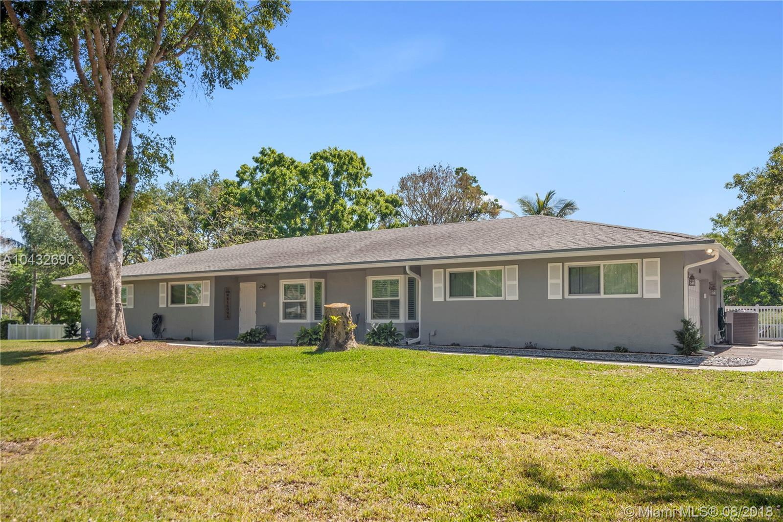 4000 SW 109th Ave, Davie , FL 33328