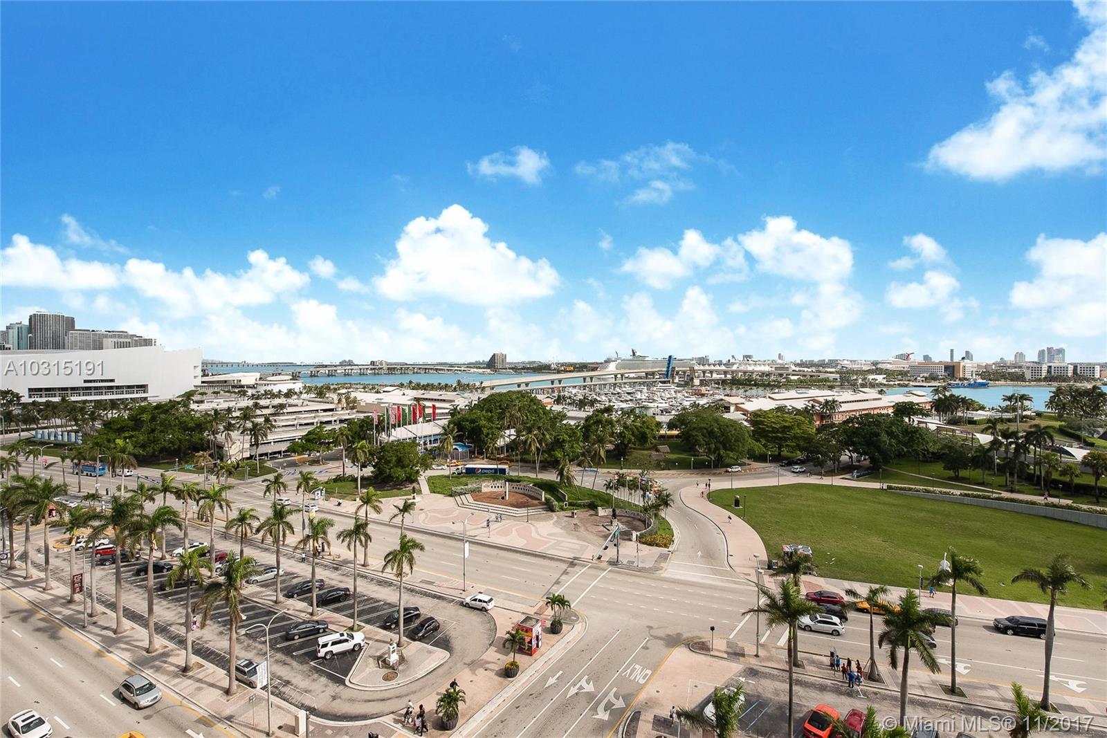 244 Biscayne Blvd #903, Miami FL, 33132