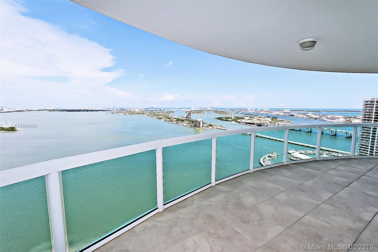 1800 N Bayshore Dr #3601, Miami FL, 33132