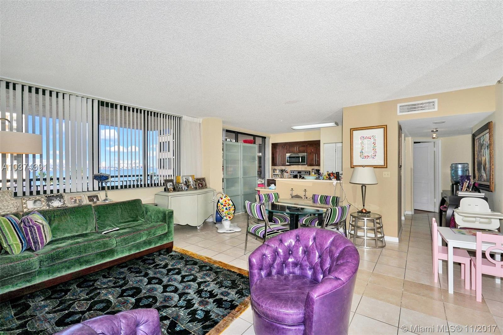 540 Brickell Key Dr # 608, Miami , FL 33131