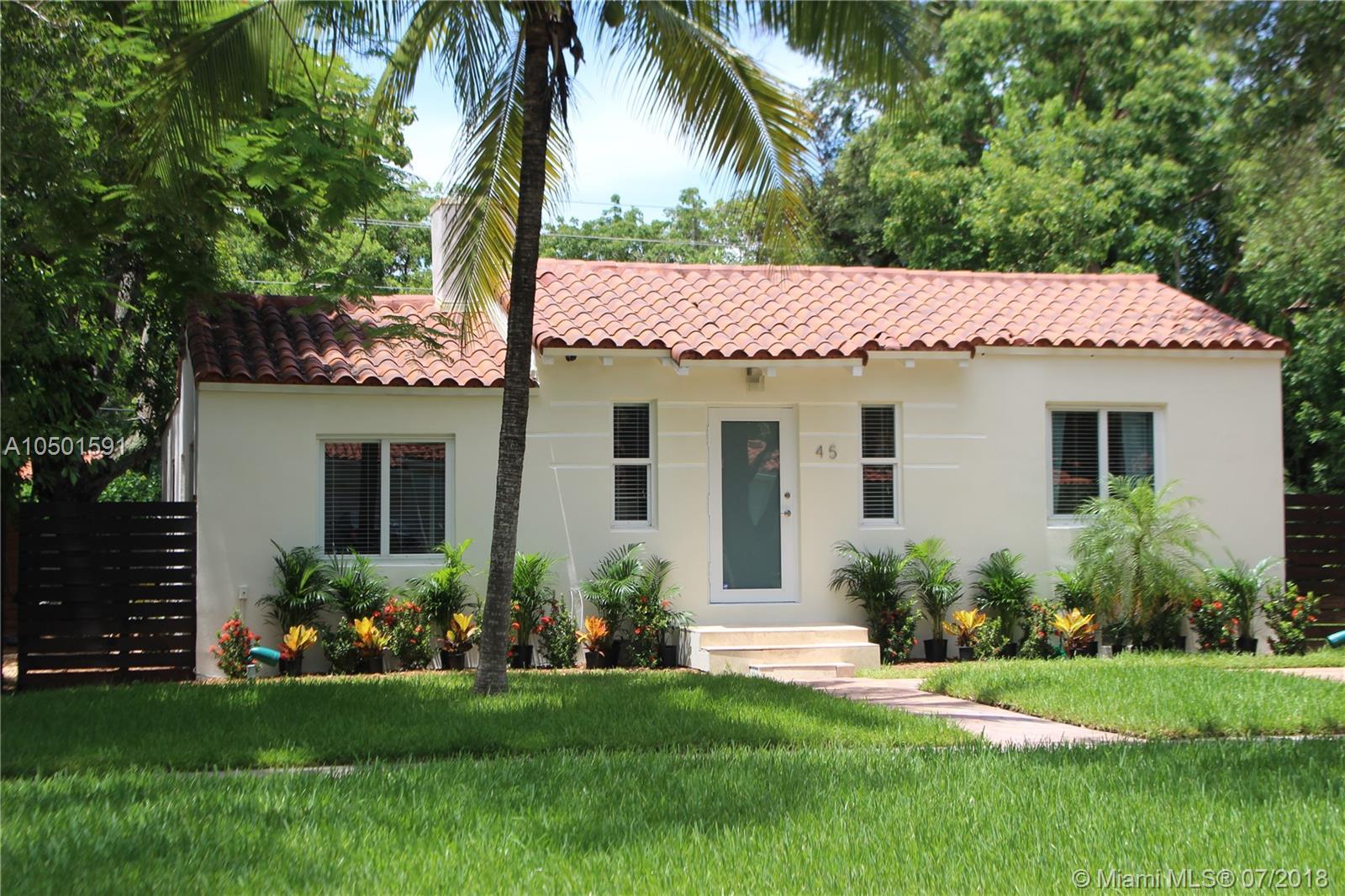 45 Nw 93rd St, Miami Shores FL, 33150