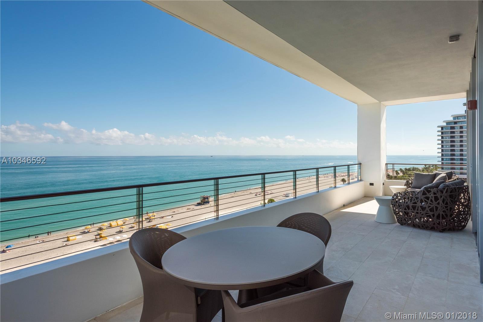 3651 Collins Avenue #PH, Miami Beach FL, 33140