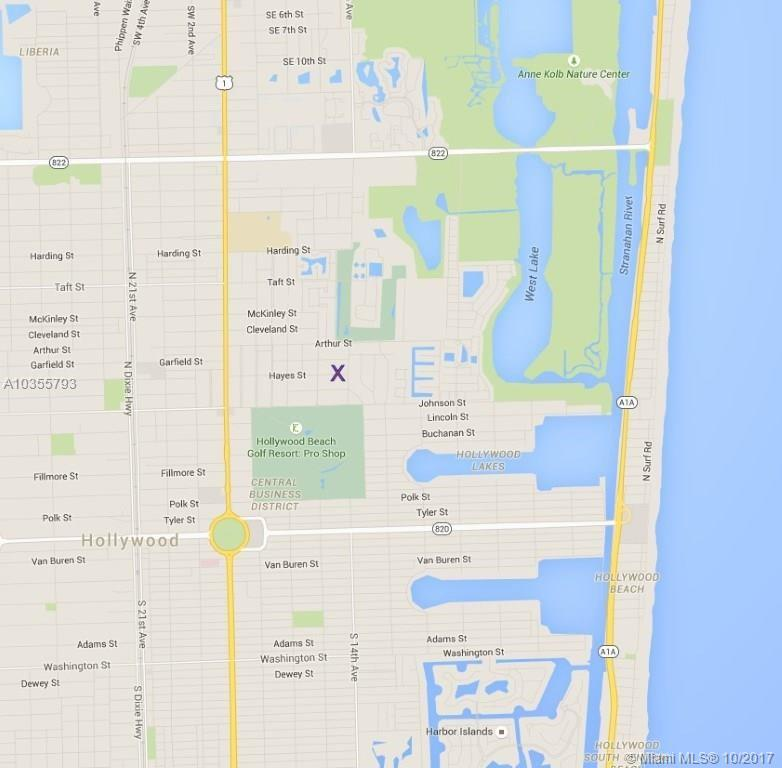 1411 Hayes St, Hollywood , FL 33020