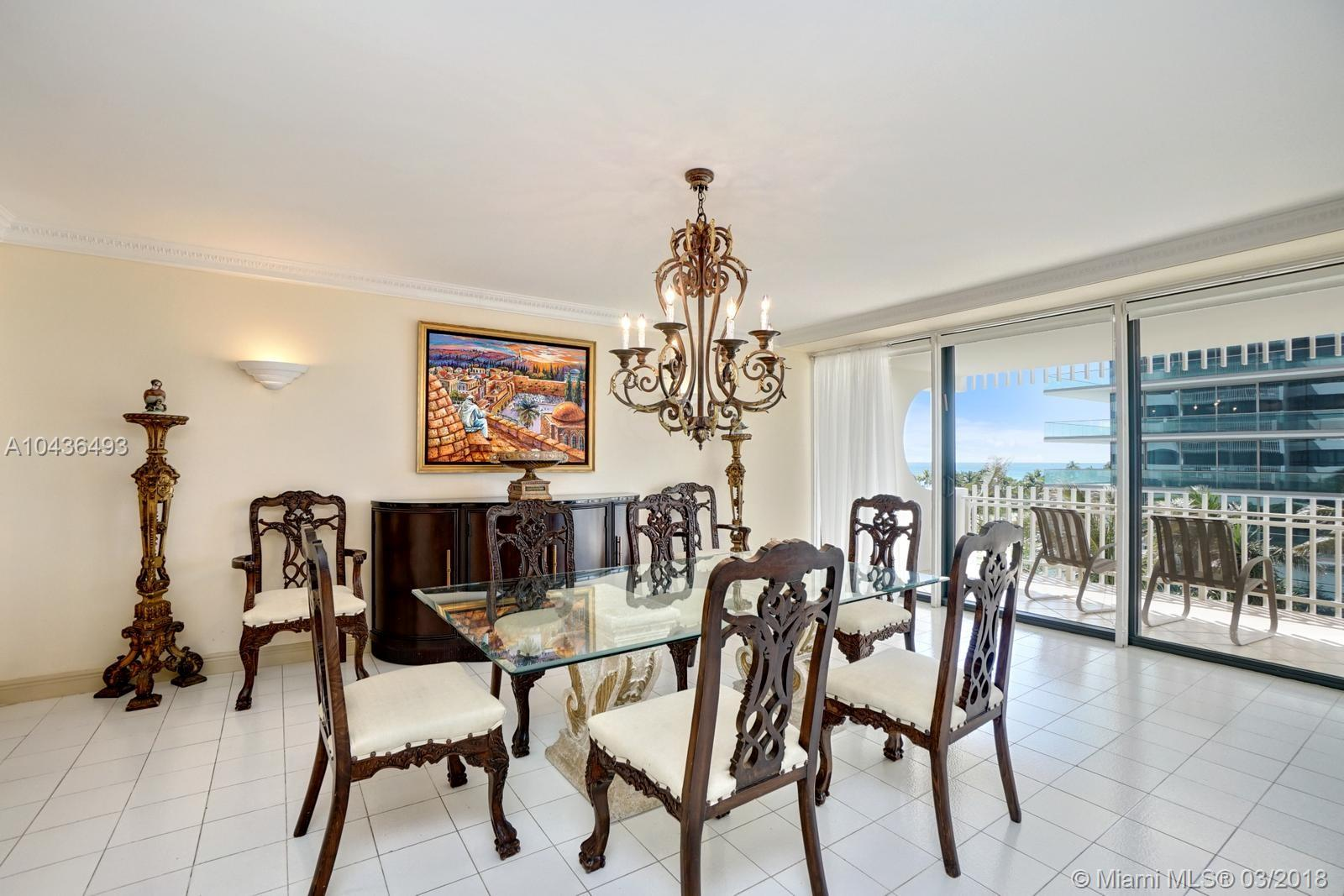 10205 Collins Ave #307, Bal Harbour FL, 33154