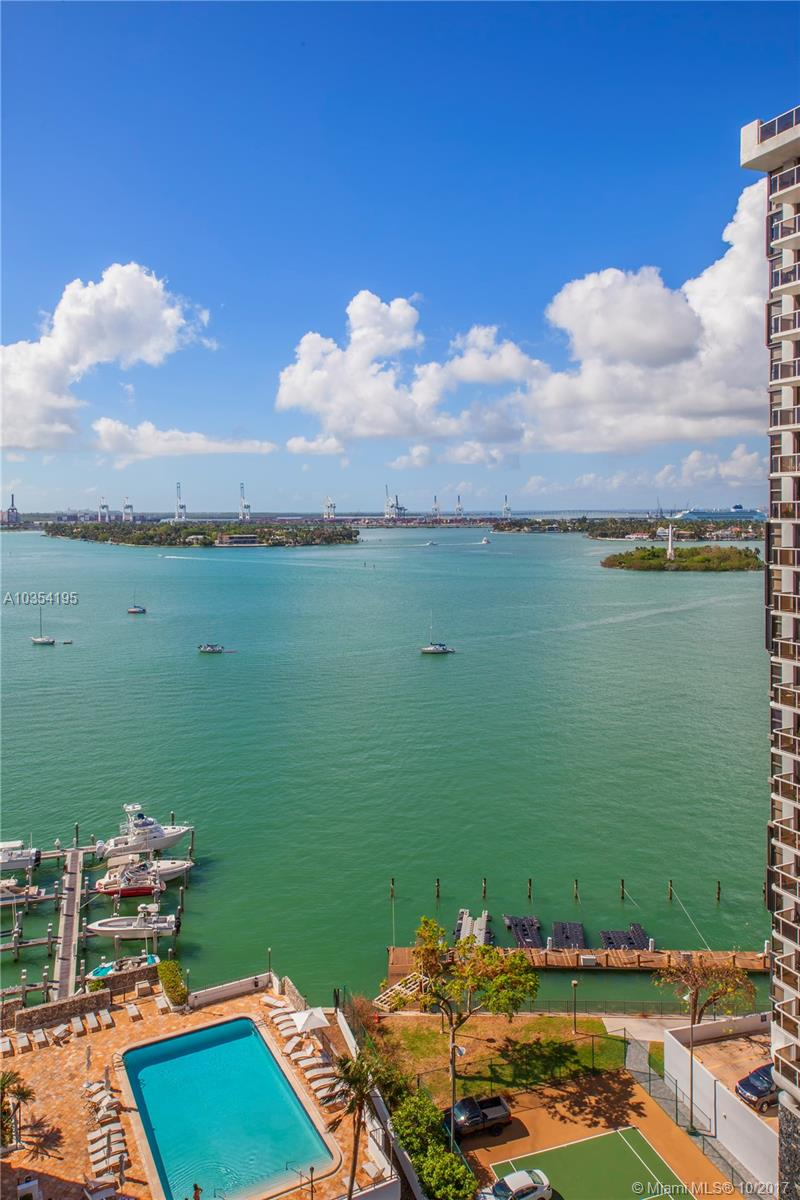 11 Island Ave # 1707, Miami Beach , FL 33139