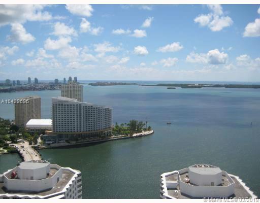950 Brickell Bay Dr #3410, Miami FL, 33131