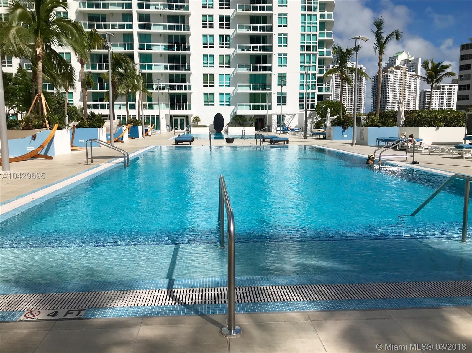 950 Brickell Bay Dr #3410, Miami FL, 33131