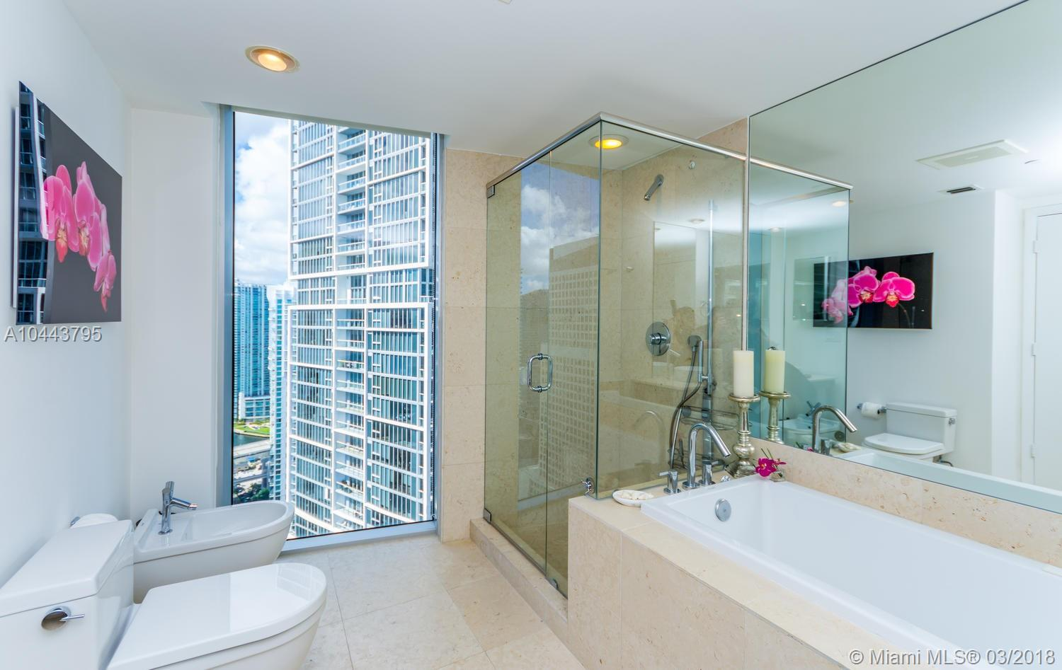 495 Brickell Ave #3911, Miami FL, 33131