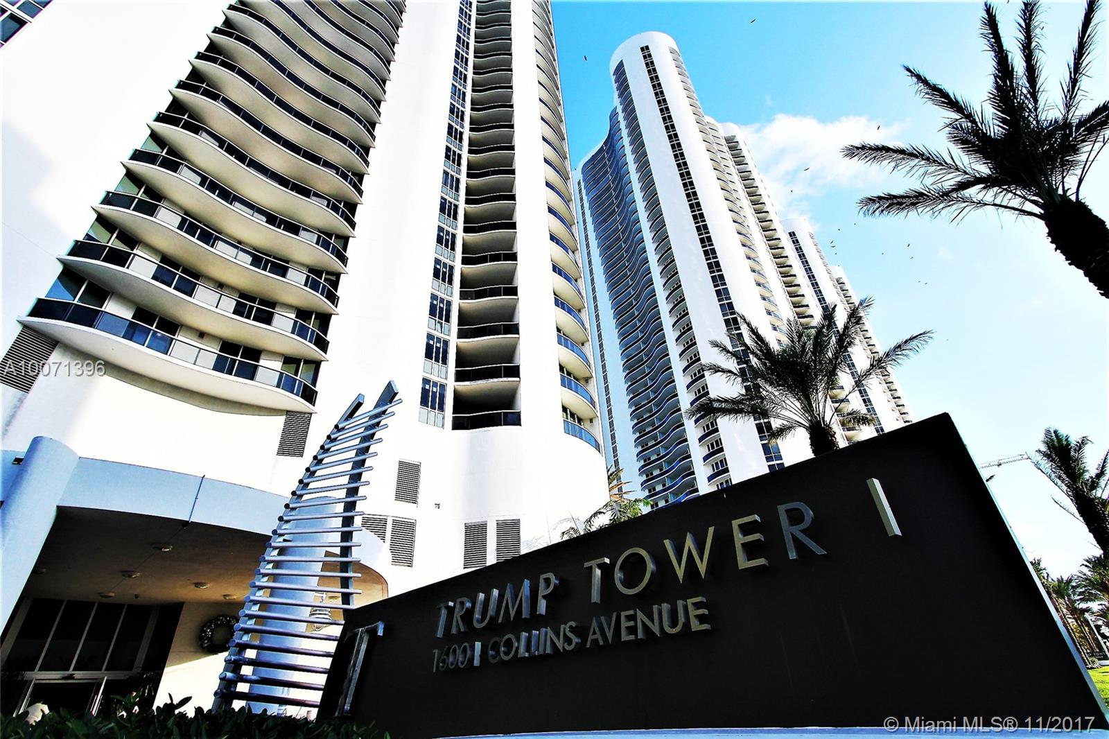 Trump Towers I