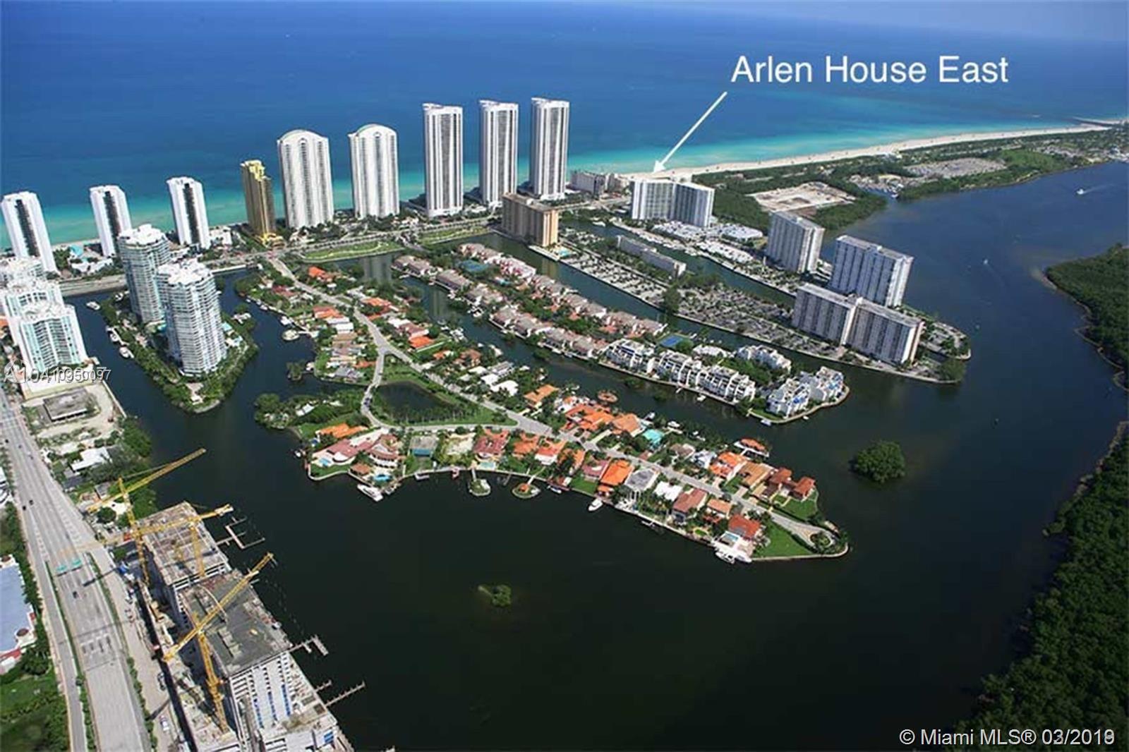 100 Bayview Dr #1715, Sunny Isles Beach FL, 33160