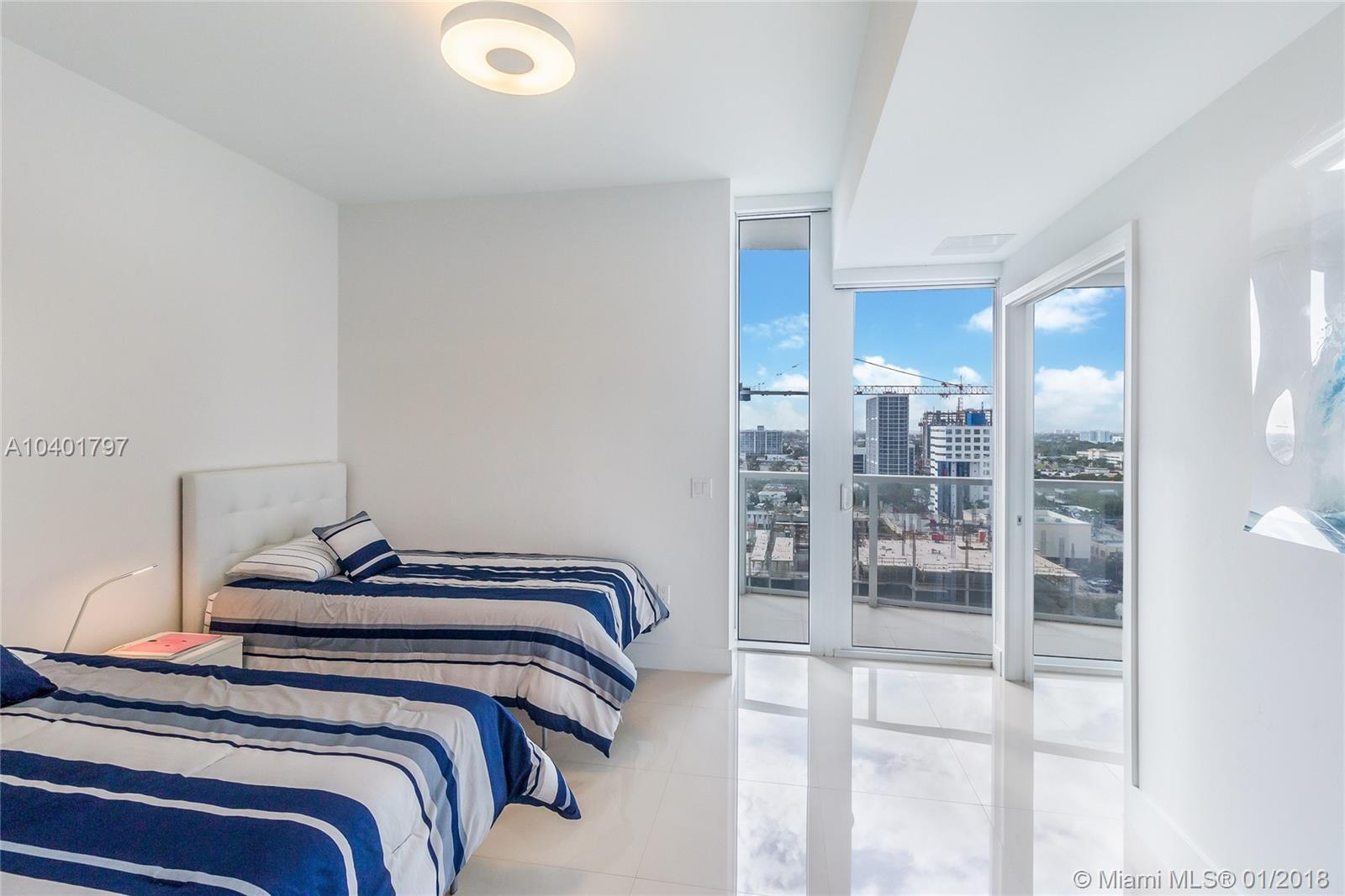 601 Ne 27 Street #1501, Miami FL, 33137