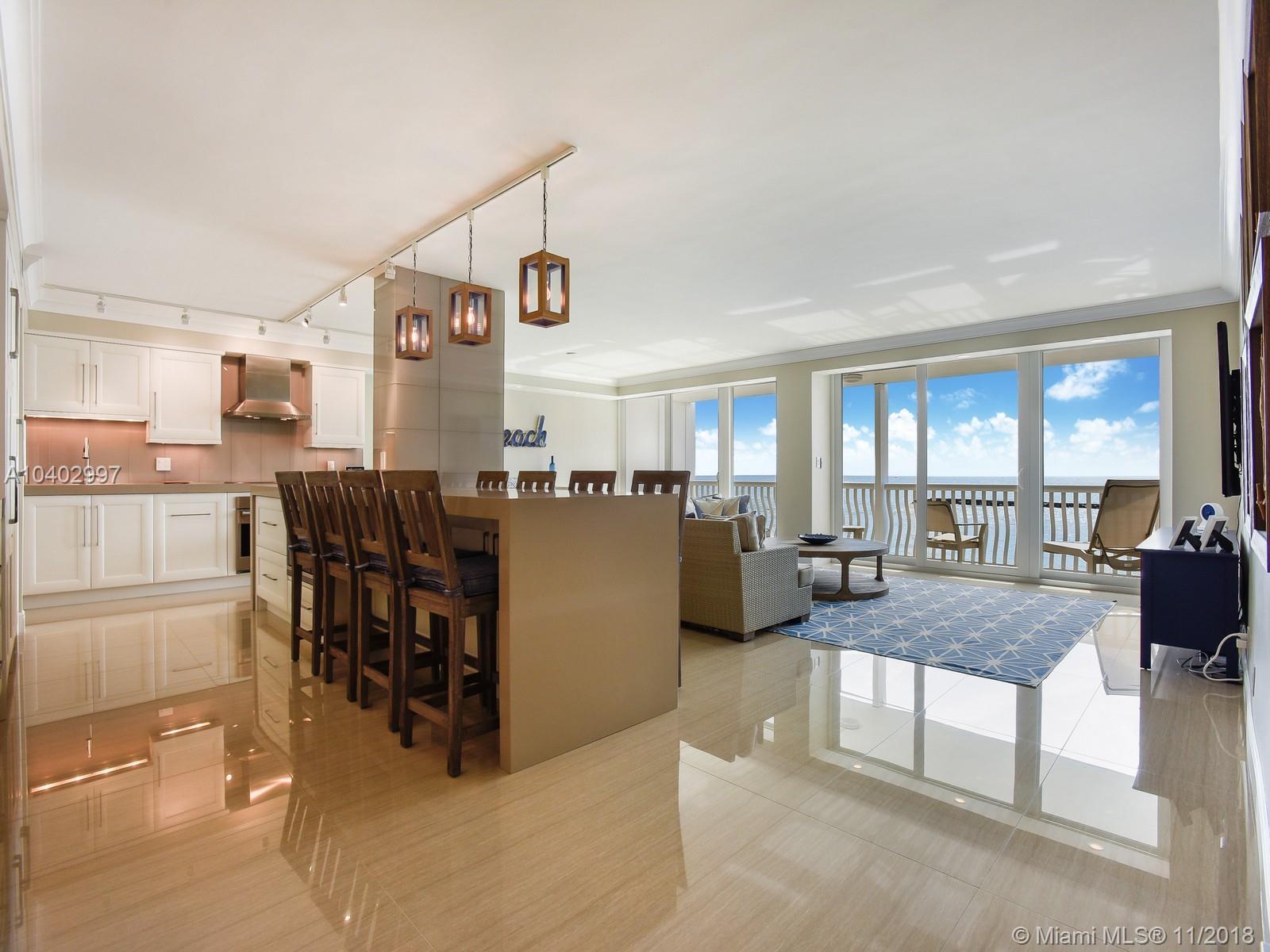 2200 S Ocean Ln #308, Fort Lauderdale FL, 33316