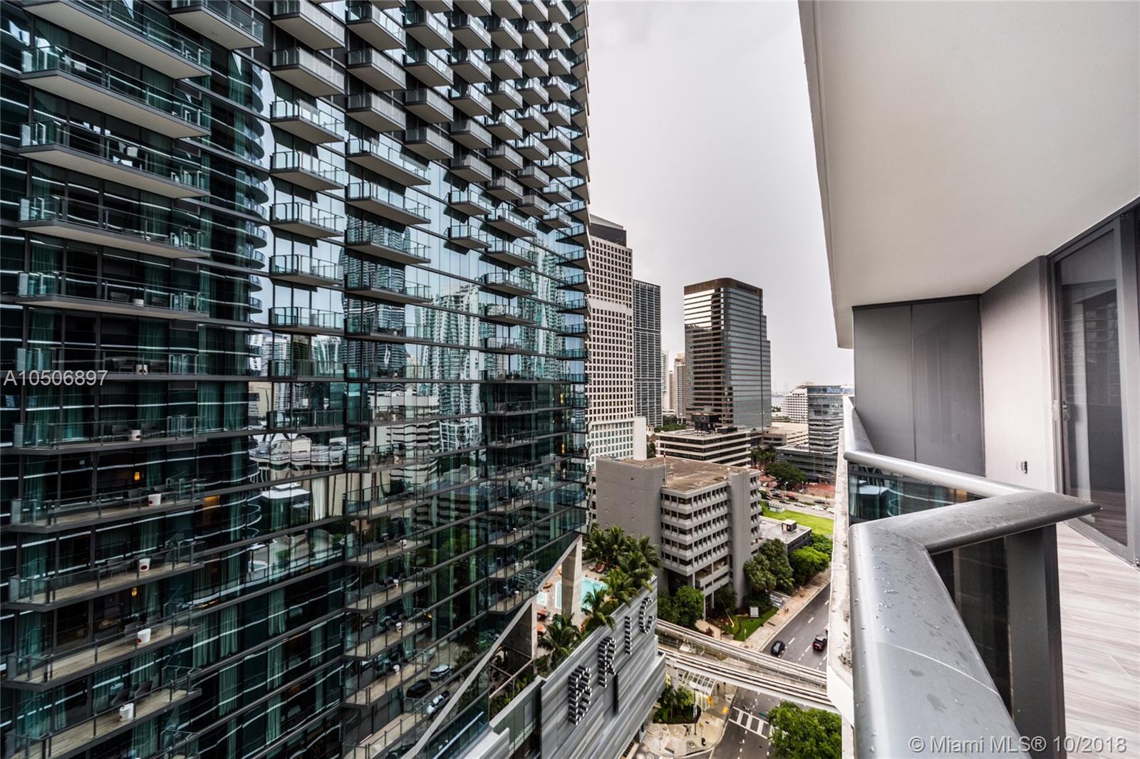 801 S Miami Ave #1707, Miami FL, 33131